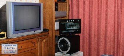 System Audio SA SubElectro 200 ebony