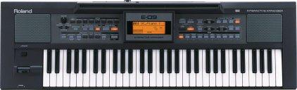 Клавишный инструмент Roland E09