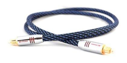 Оптический кабель MT-Power Toslink Platinum 8.0m