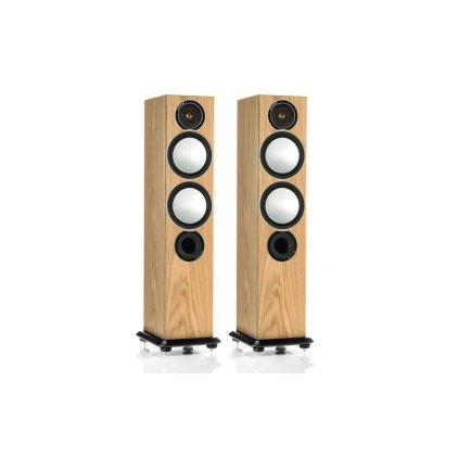 Напольная акустика Monitor Audio Silver 6 natural oak