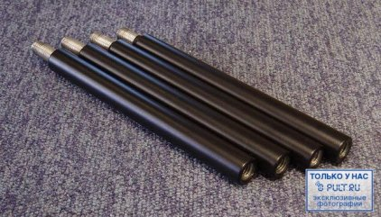 Ножки Quadraspire 100/19 black