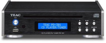 CD проигрыватель Teac PD-301 silver