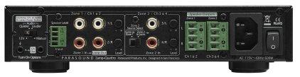 Усилитель мощности многоканальный Parasound Zamp Quattro