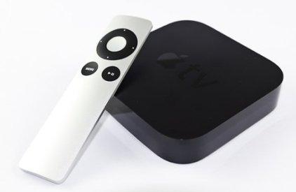 Сетевой медиаплеер Apple TV 1080p