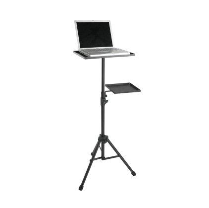 Стойка Proel Proel KP870 - Подставка под видео монитор+доп.площадка для мыши, тренога, рег. высоты 70...120 см