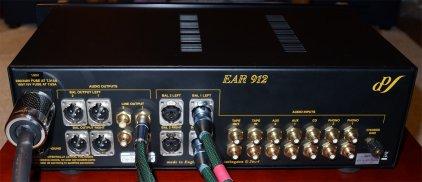 Стерео предусилитель E.A.R. / Yoshino EAR 912
