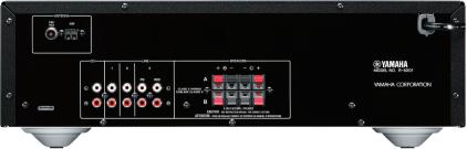 Стереоресивер Yamaha R-S201 black