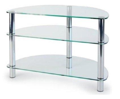 MD 404 Slim серебро/прозрачное стекло