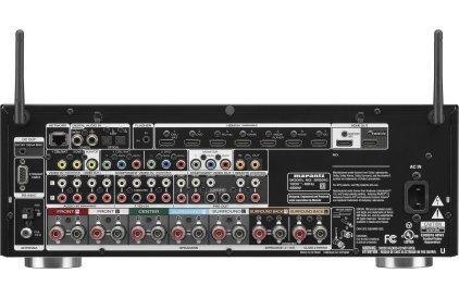 AV ресивер Marantz SR5010 black