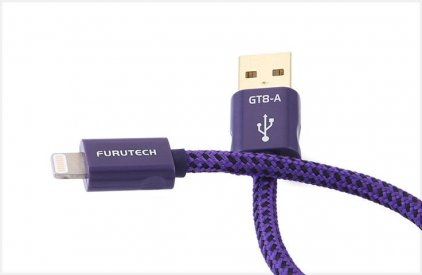 Кабель ADL GT8-A 1.0m High End performance cable Lightning connector to USB-A