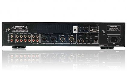 Предусилитель (стерео) Rotel RC-1570 black