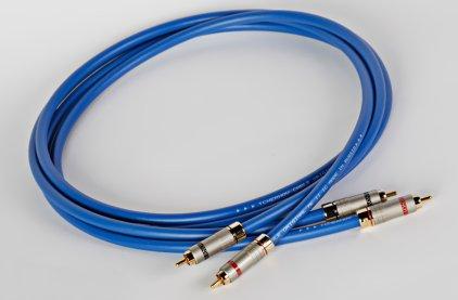 Кабель межблочный аудио Tchernov Cable Original MKII IC RCA 4.35m