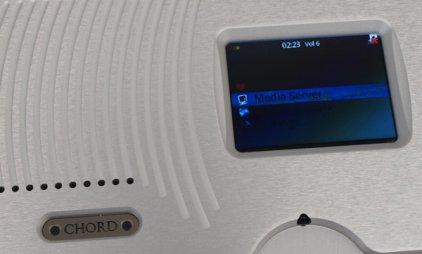 Медиаплеер Chord Electronics DSX 1000