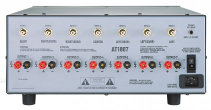 Усилитель звука ATI AT 1807