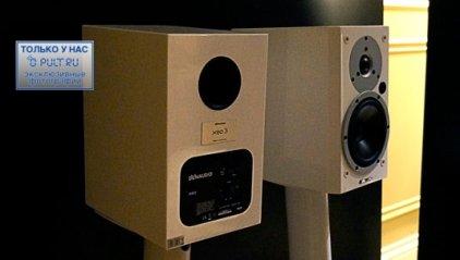 Полочная акустика Dynaudio Xeo 3 white piano lacquer