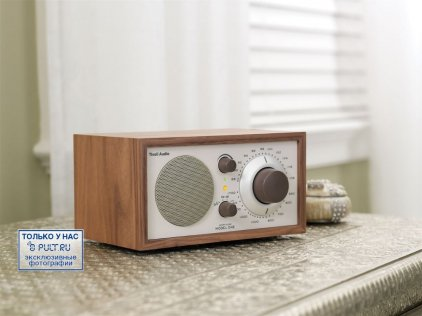 Радиоприемник Tivoli Audio Model Two classic walnut/beige (M2CLA)