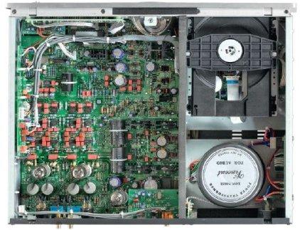 CD проигрыватель Vincent CD-S7DAC black