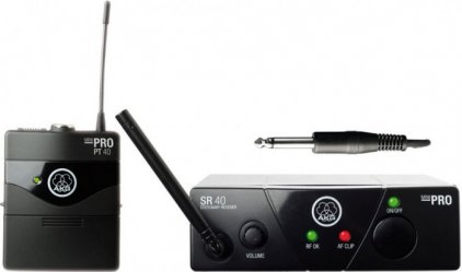 Радиосистема AKG WMS40 Mini Vocal Set BD US45A (660.700)
