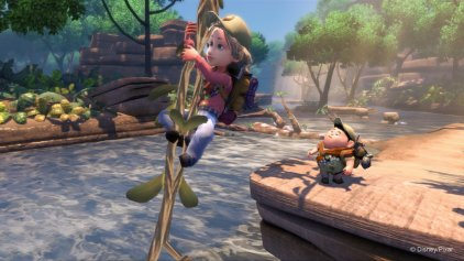 Игра для Xbox360 Kinect Rush: Disney-Pixar