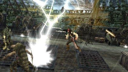 Игра для PSP Пираты Карибского моря. На Краю Света (Essentials) (русская версия)