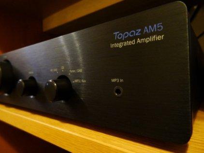 Интегральный усилитель Cambridge Topaz AM5 black