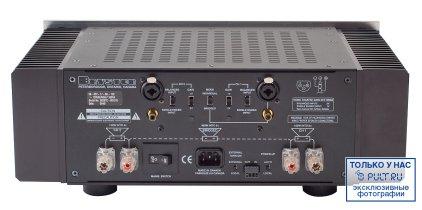 Усилитель звука Bryston 3B-SST-2 17 black