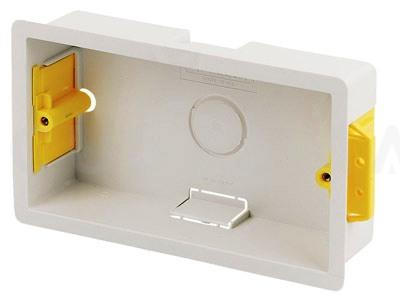 Установочная коробка Atlona UK2Gang (2 gang box)