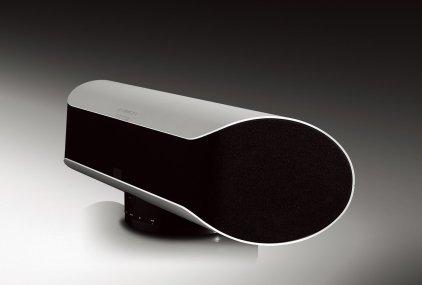 Звуковой проектор Mission Aero silver