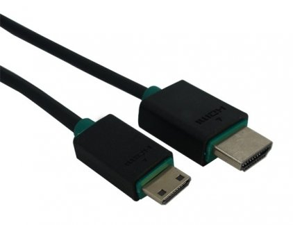 Prolink PB349-0150 (Кабель HDMI - mini HDMI 2.0 (AM-СM), 1,5м.)