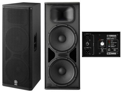 Активная акустическая система Yamaha DSR215