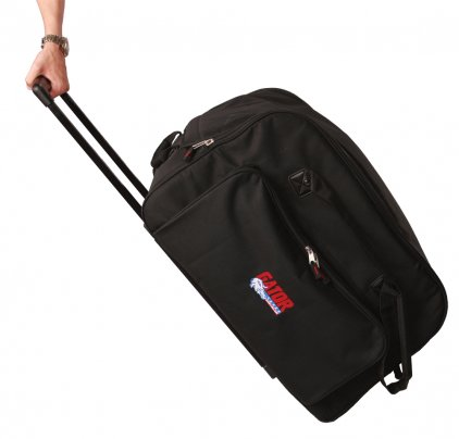 "Кейс GATOR GPA-1500 - нейлон. сумка на колёсах для основ моделей активной акустики 12"" и 15"" (B312, B315)"