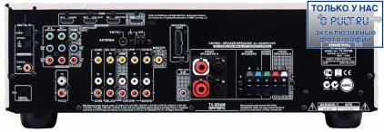 AV Ресивер Onkyo TX-SR308 black