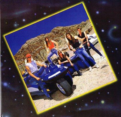 Виниловая пластинка Iron Maiden SOMEWHERE IN TIME (180 Gram)