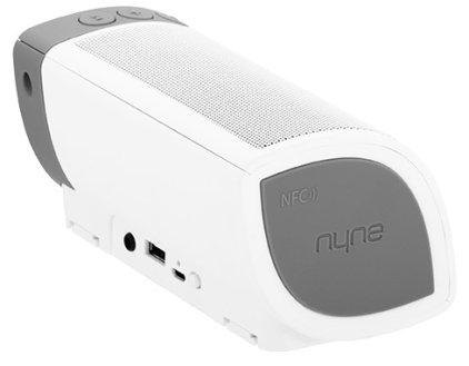 Портативная акустика Nyne Cruiser white/grey
