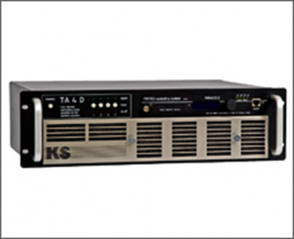 Усилитель KS-Audio TA 4D