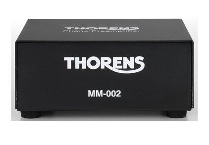 Фонокорректор Thorens MM-002 black