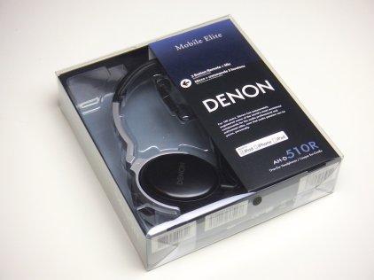 Наушники Denon AH-D510R black