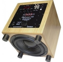 Сабвуфер MJ Acoustics Ref 100 Mk II maple