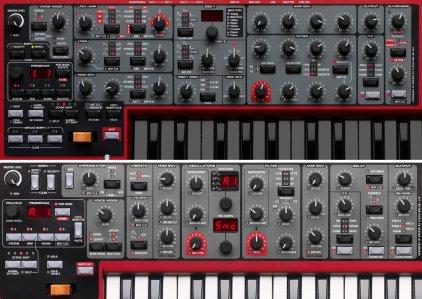 Клавишный инструмент Nord Lead A1