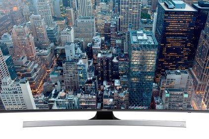 LED телевизор Samsung UE-55JU7500U