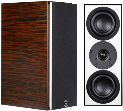 Полочная акустика System Audio SA Mantra 10 Ebony