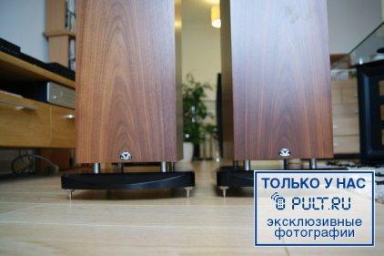 Напольная акустика Kudos Cardea C20 cherry
