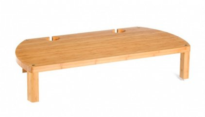 Atacama Elite ECO 12.0 AV Shelf Module Light Oak 225mm