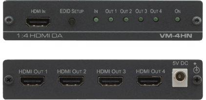 Усилитель-распределитель Kramer VM-4HN