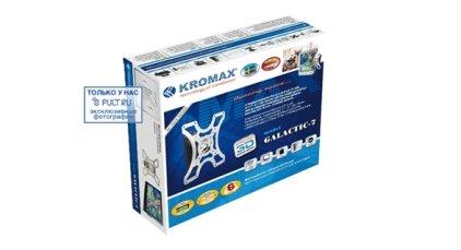 Кронштейн для телевизора Kromax GALACTIC-7 черный