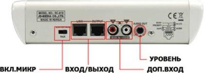 Конференц-система JDM RC-610
