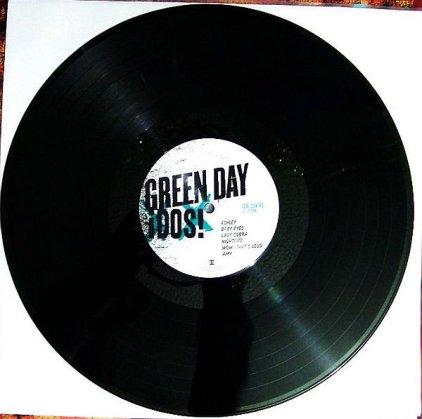 Виниловая пластинка Green Day DOS!