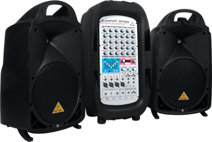 Звукоусилительный комплект Behringer EPA900