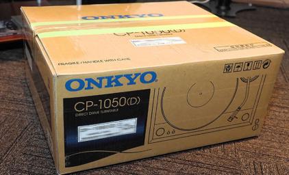 Проигрыватель винила Onkyo CP-1050(D)CMP