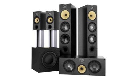 Напольная акустика B&W 684 S2 black ash